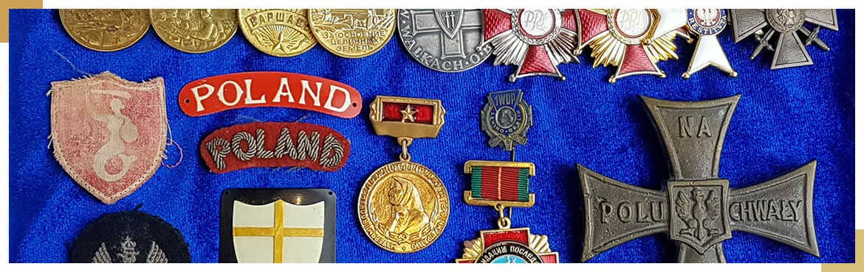 medale i ordery